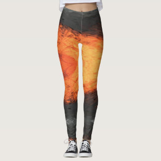 Graphic Holiday Leggings
