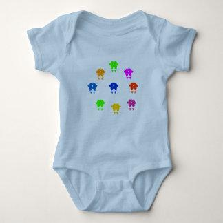 GRAPHIC Logic Circular T Shirts