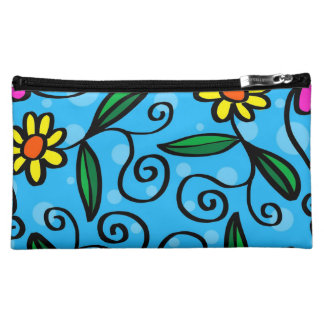 Graphic Medium Cosmetic Bag