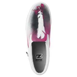 Graphic Novel Feather Sneakers