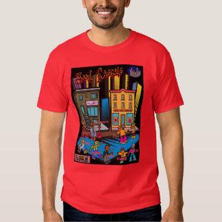 graphic novels t shirt