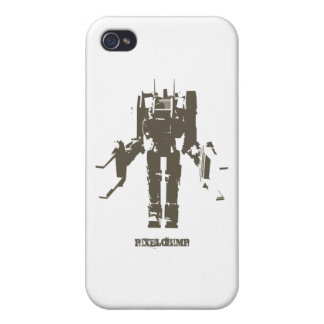 Graphic Robot iPhone 4/4S Covers