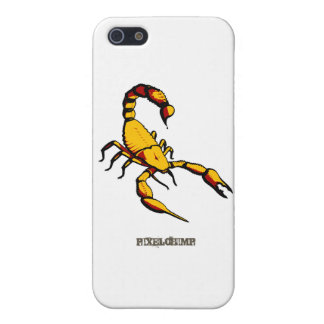 Graphic Scorpion Covers For iPhone 5