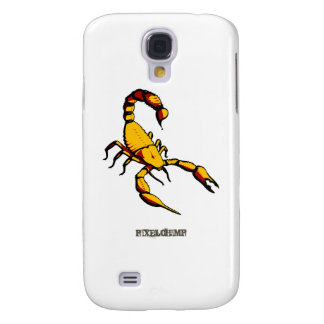 Graphic Scorpion Galaxy S4 Cases