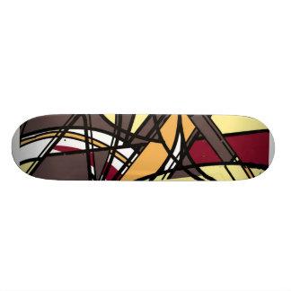 Graphic Series v.2 20.6 Cm Skateboard Deck