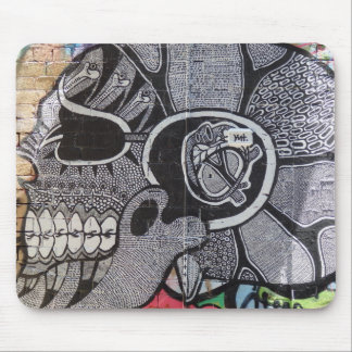 Graphic Skull Mousepads