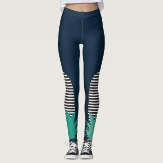 graphic sport leggings