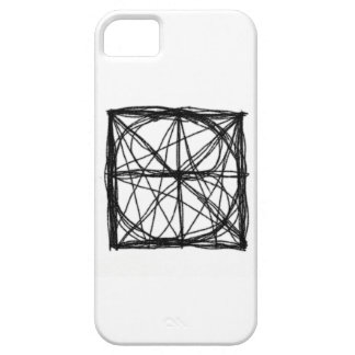 Graphic Square Case iPhone 5 Covers