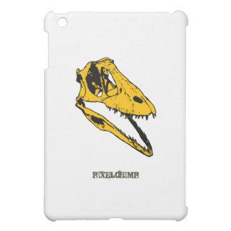 Graphic T-Rex Skull iPad Mini Cases
