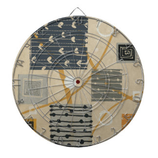 Graphic Tiles Dartboard