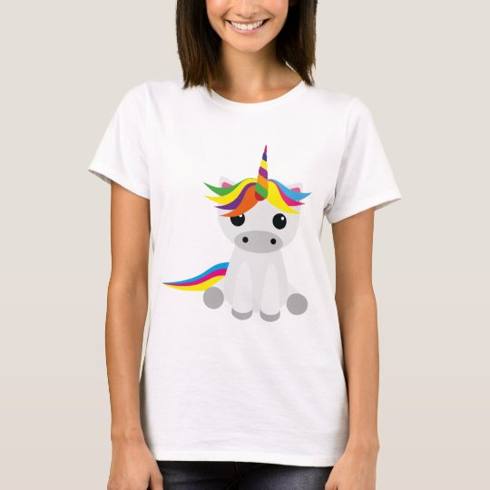 Graphic Unicorn T-Shirt