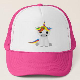 Graphic Unicorn Trucker Hat