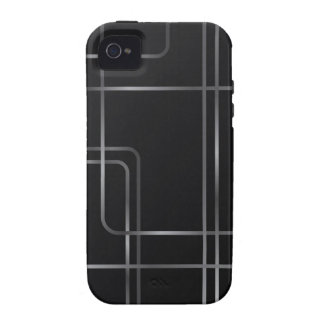 Graphic Vibe iPhone 4 Covers