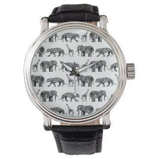 graphic zoo watch