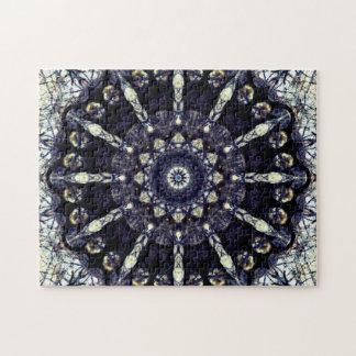 Graphical Mandala Jigsaw Puzzle