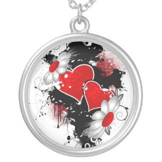 Graphics for the St Valentine s day - Necklace