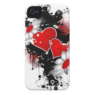 Graphics for the St. Valentine's day - iPhone 4 Case-Mate Case