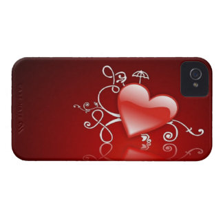 Graphics of St. Valentine's day - iPhone 4 Covers