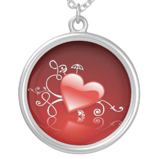 Graphics of St. Valentine's day - Necklaces