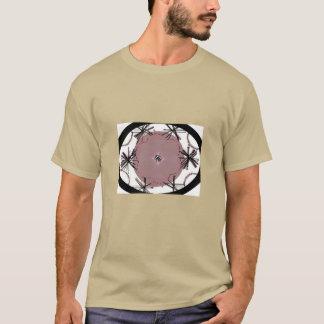 Graphiic Art Oval T-Shirt