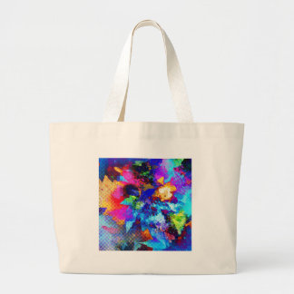 Graphite Art painting Street art  Creative  Colors Large Tote Bag