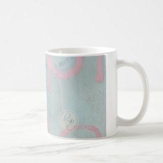 Graphite Basic White Mug