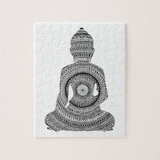 GraphiZen Buddha Jigsaw Puzzle