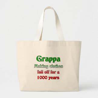 Grappa Jumbo Tote Bag