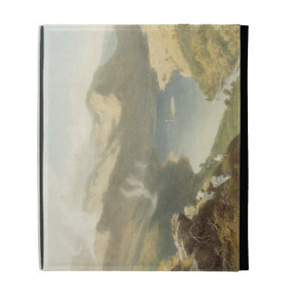 Grasmere from Langdale Fell from The English Lak iPad Folio Covers