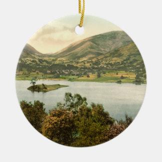Grasmere III, Lake District, Cumbria, England Christmas Ornament