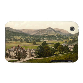 Grasmere Lake District England iPhone 3 Cover