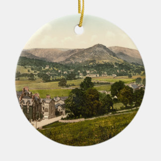Grasmere, Lake District England Christmas Ornament