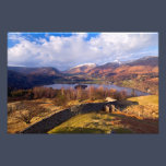Grasmere, The Lake District in Autumn Photo Print