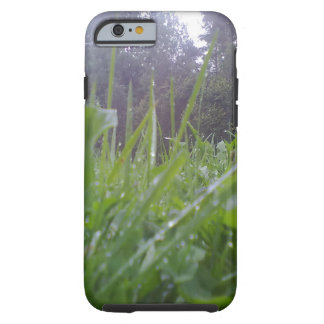 GRass and tree Tough iPhone 6 Case