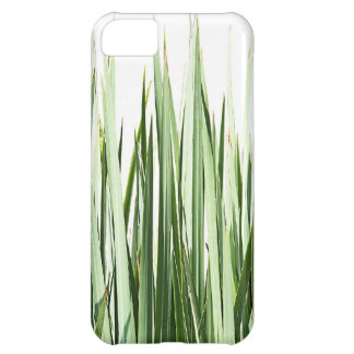 Grass Blades Nature Abstract Shapes Fashion style iPhone 5C Case