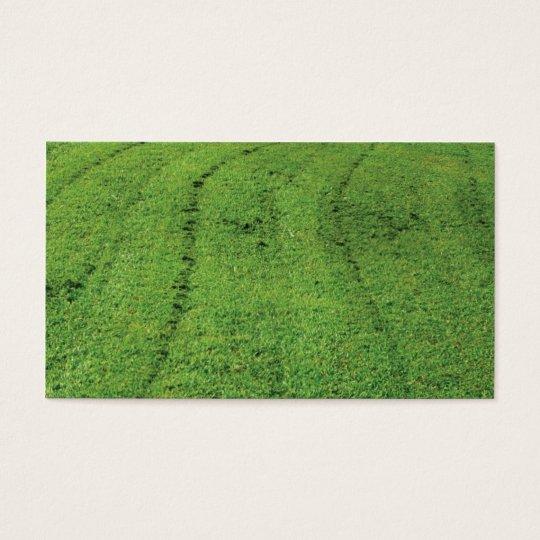 Grass Business Card