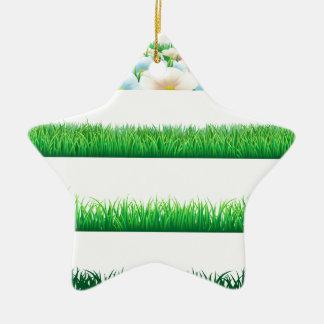 Grass Ornaments