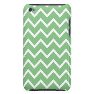 Grass Green Chevron iPod Touch G4 Case