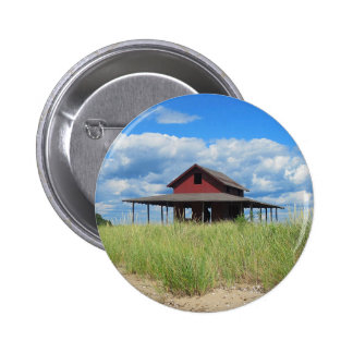 Grass Island Button