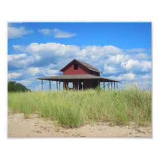 Grass Island Photo Print