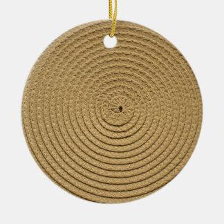 Grass Mat Ornament