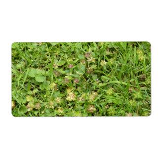 Grass sticker
