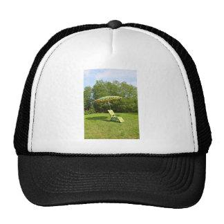 Grass Themed Cap