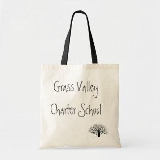 Grass Valley Charter School Bag (budget)