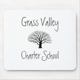 Grass Valley Charter School Mousepad