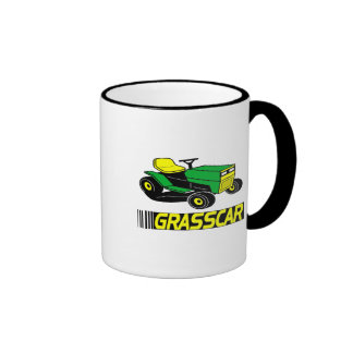 Grasscar T-shirts and Gifts. Coffee Mugs