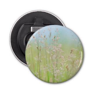 Grasses in motion bottle opener