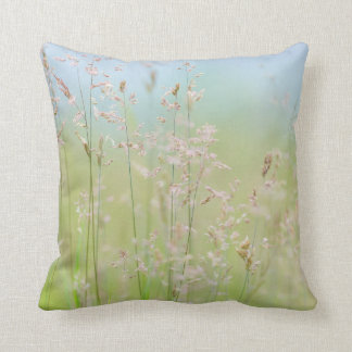 Grasses in motion cushion