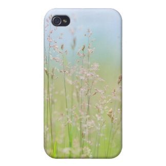Grasses in motion iPhone 4 cover