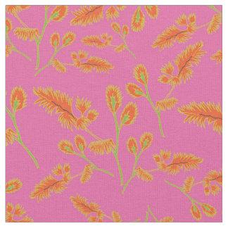 Grasses Pattern 2 Fabric
